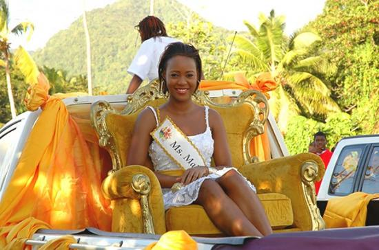 Festival de la Dominique eventvipsecurite partenaire officiel