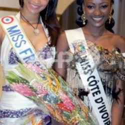 Election miss france et miss côte d'ivoire