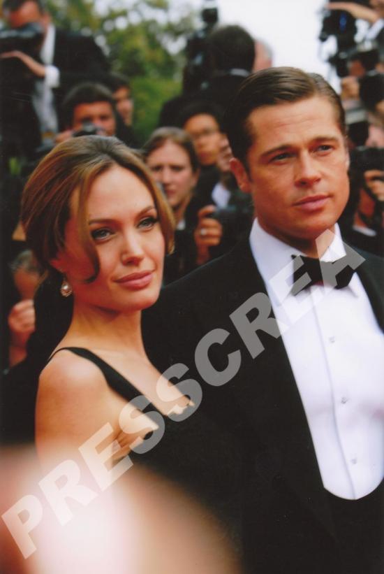 Festival de Cannes Angelina Jolie et Brad Pitt hieronimus sonny