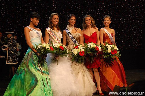Election miss Pays de loire