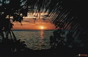 coucher de soleil au maldives AVEC EVENTVIPSECURITE