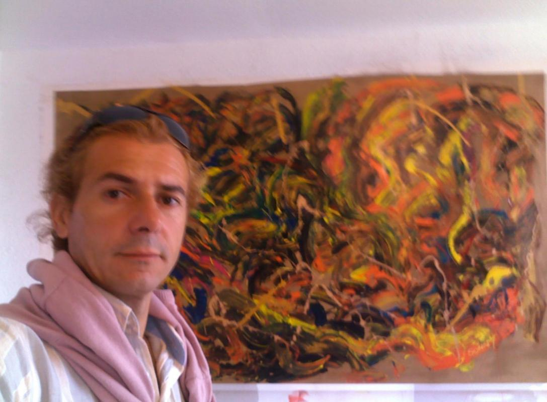 hieronimus sonny fresques artiste