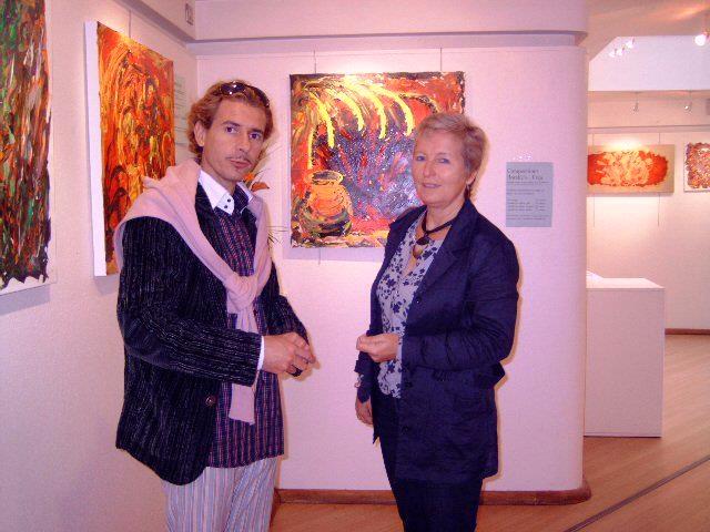 exposition sonny hieronimus artiste peintre
