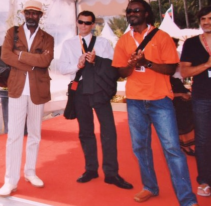 sonny hieronimus Cannes france festival